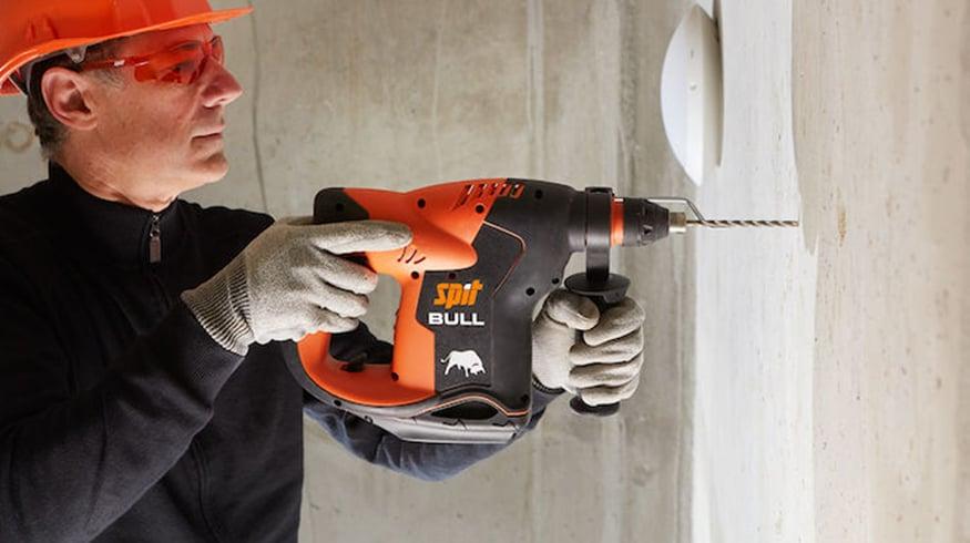 6 applications du système perforateur-chevilleur SPITBULL en vidéo