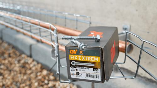 FIX Z XTREM chemins de câbles