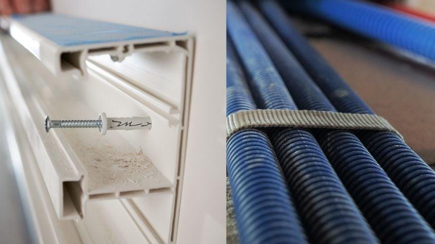 Les essentiels de la fixation pour vos chantiers : Goulottes, chemins de câbles, petits appareillages…