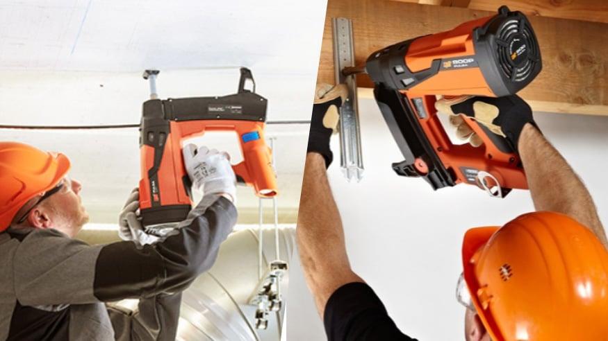 La gamme PULSA adaptée aux métiers d'électricien et plaquiste