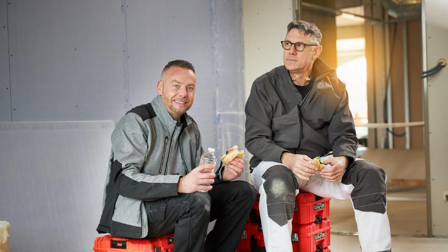 Comment SPIT aide les entrepreneurs du bâtiment à travailler sereinement ?