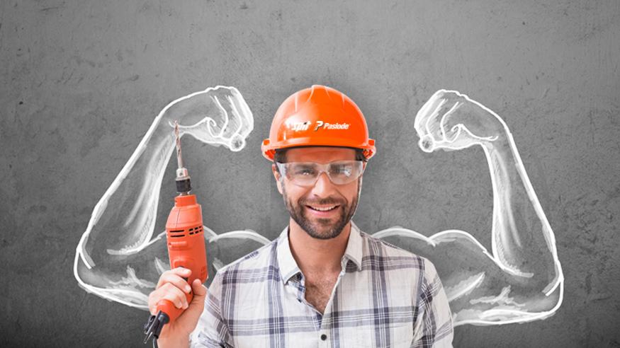 Musclez votre parc d'outils SPIT PASLODE !
