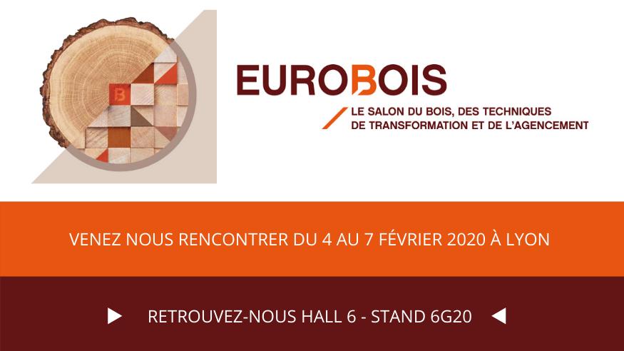 Salon Eurobois participation de spit paslode